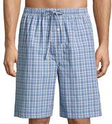 STAFFORD Stafford Woven Pajama Shorts - Big & Tall