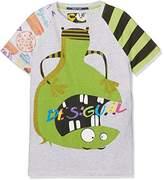 Desigual Boy's TS_FELIX T-Shirt