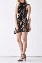 Elliatt Salon Floral Dress
