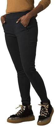 Prana Mariel Jeggings (Black) Women's Casual Pants