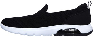 Skechers Go Walk Air Pump - Black White