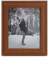 "Ralph Lauren Home Brennan Picture Frame, Saddle, 8"" x 10"""