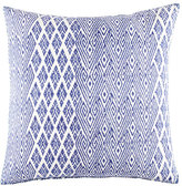 "John Robshaw Nagra Iris Pillow, 26""Sq."