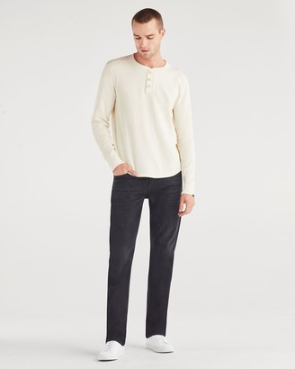 7 For All Mankind The Straight with Clean Pocket in Huron