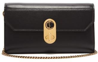Christian Louboutin Elisa Mini Leather Belt Bag - Black
