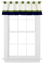 NoJo Window Valance OATML Solid