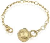 Torrini Ball - 18K Gold and Diamond Charm Bracelet