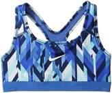 Nike Medium Support Printed Sports Bra (Little Kids/Big Kids)