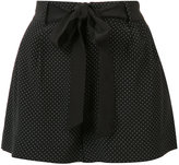 Joie polka dot shorts - women - Silk - M