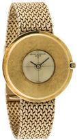 Baume & Mercier Vintage 18K Watch