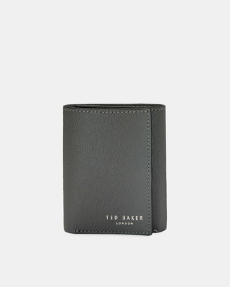 Ted Baker Printed Leather Trifold Wallet