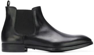 Giorgio Armani Classic Ankle Boots