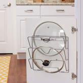 Household Essentials Cabinet Door Pot and Pan Lid Holder