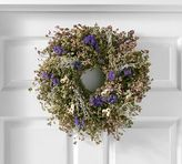 Pottery Barn Live Meadow Wreath