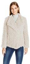 Vero Moda Women's Jayla Short Faux Fur Jacket