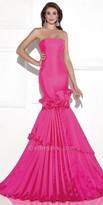 Tarik Ediz Raylee Evening Dress
