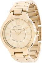 Anne Klein AK-1450CHGB Everyday Classics Watch
