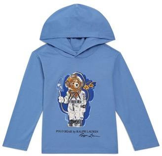 Ralph Lauren Kids Polo Bear Hoodie (6-14 Years)