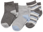 Cuddl Duds Crew Socks- Boys Toddler