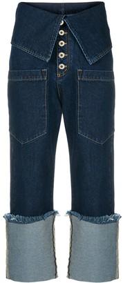 Marques Almeida 'fisherman' Jeans