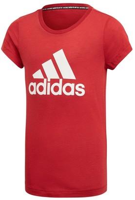 adidas T-shirt, 7-15 Years