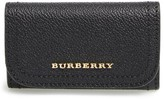 Burberry Women's Irby Leather Key Case - Black