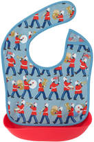 Cath Kidston Marching Band Kids Bib With Food Catcher