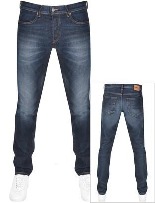 Diesel D Luster Slim Fit Jeans Blue
