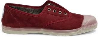 Natural World Organic Suede Sneakers