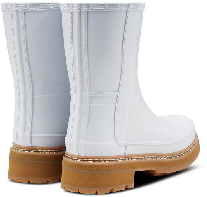 Thumbnail for your product : Hunter Refined Stitch Detail Short Boot