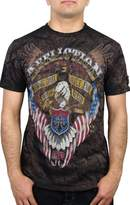 Affliction Men's Free Ride T-Shirt S