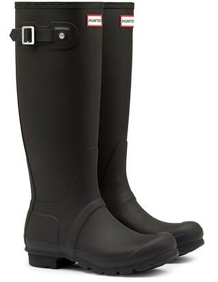 Hunter Original Tall Welly Boots - Black