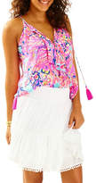 Lilly Pulitzer Evelyn White Skirt