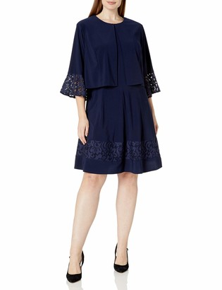 Jessica Howard JessicaHoward Women's Size Fit and Flare