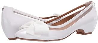 J. Renee Taroona (White Pearl Patent) Women's Shoes
