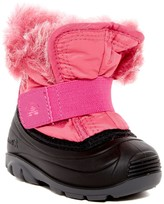 Kamik Sugarplum Faux Fur Trimmed Boot (Toddler)