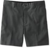 """L.L. Bean L.L.Bean Men's Wrinkle-Free Double LA Chino Shorts, Natural Fit Plain Front 6"""" Inseam"""
