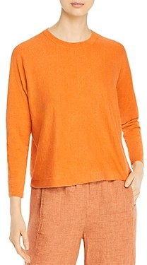 Eileen Fisher Boxy-Fit Top
