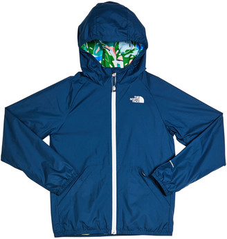 The North Face Girl's Windy Crest Hooded Zip-Up Jacket, Size XXS-XL