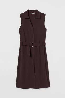 H&M Belted dress