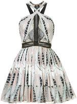 Sophie Theallet printed halter dress - women - Silk/Cotton - 4