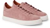 Oliver Spencer - Ambleside Suede Sneakers
