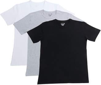 Joe's Jeans Men's Stretch Cotton Crewneck T-Shirts, Set of 3