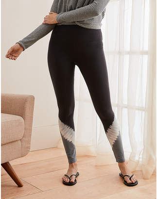 Aerie Chill High Waisted Tie Dye Legging