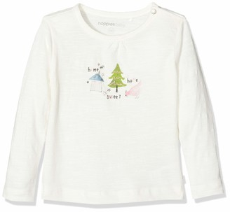 Noppies Baby Girls' G Tee Slim Ls Covington T-Shirt