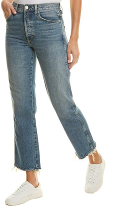 Amo Layla Tomcat High-Rise Relaxed Straight Leg Jean