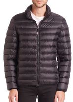 Tumi Convertible Puffer Jacket