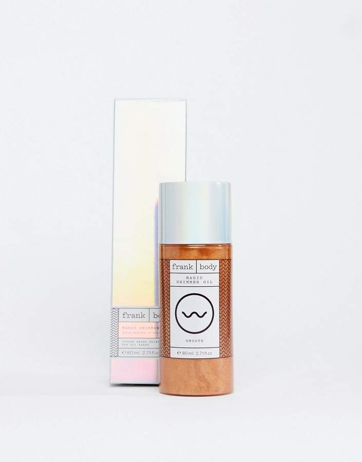 Frank Body Magic Shimmer Oil-No Colour
