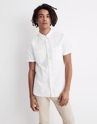 Madewell Short-Sleeve Button-Down Workshirt