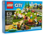 Lego Toddler City Fun In The Park - City People Pack - 60134